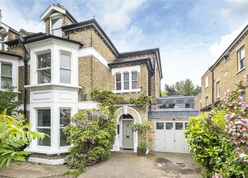 Thumbnail 5 bedroom semi-detached house for sale in Earlsfield Road, London