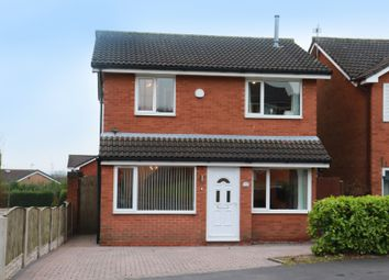 Thumbnail 3 bed detached house for sale in Denshaw, Skelmersdale