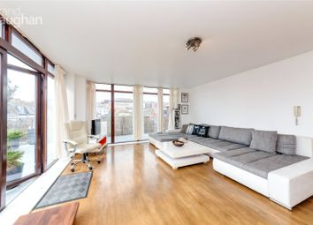 Thumbnail 2 bed flat for sale in Robert Street, Brighton, East Sussex