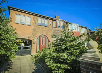 Thumbnail 4 bedroom semi-detached house for sale in Boscombe Avenue, Eccles, Manchester