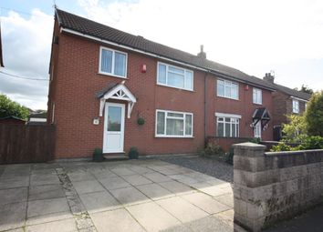 Thumbnail 3 bed semi-detached house for sale in Victoria Avenue, Kidsgrove, Stoke-On-Trent