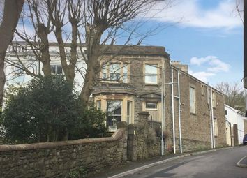 Thumbnail 5 bed town house for sale in Belgrave Gardens, Uplands, Swansea.