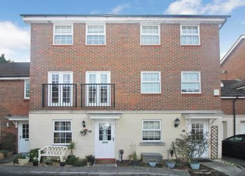 Thumbnail 4 bed terraced house for sale in Oakhill Chase, Crawley