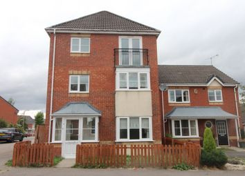 Thumbnail 5 bed detached house for sale in Clover Way, Bedworth