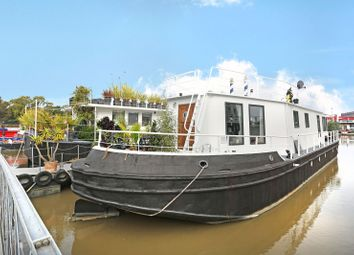 Thumbnail 4 bed houseboat for sale in Prospect Quay, Wandsworth