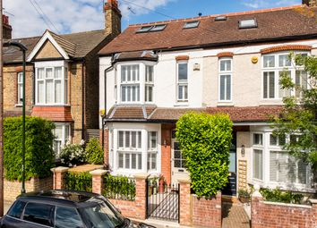 Thumbnail 4 bed end terrace house for sale in Percy Road, Hampton