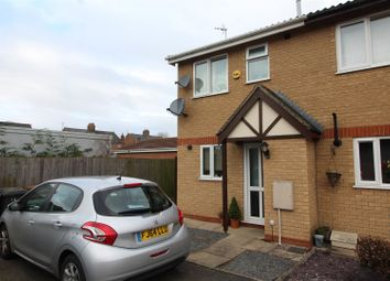 Thumbnail 2 bed end terrace house to rent in Christopher Close, Peterborough