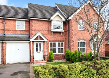 Thumbnail 3 bedroom terraced house for sale in Alder Road, Hampton Hargate, Peterborough