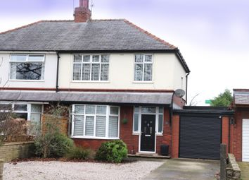 Thumbnail 4 bed semi-detached house for sale in The Avenue, Churchtown, Preston