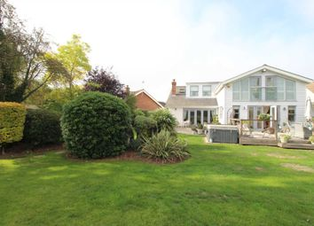 Thumbnail 5 bed detached house for sale in Elmtree Avenue, Kelvedon Hatch, Brentwood