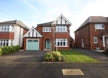 Thumbnail 3 bed detached house for sale in Bernwood Crescent, Clayton Le Woods, Leyland