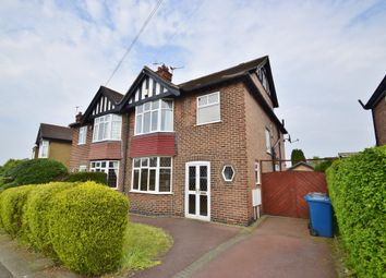 Thumbnail 4 bed semi-detached house for sale in Rodney Road, West Bridgford