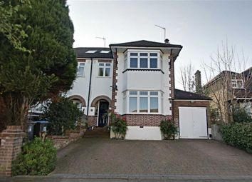 Thumbnail 4 bed semi-detached house for sale in Belham Road, Kings Langley