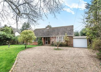 Thumbnail 2 bed detached bungalow for sale in Arborfield, Reading