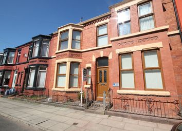Thumbnail 2 bed terraced house for sale in Ashbourne Road, Aigburth