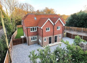 Thumbnail 4 bed semi-detached house for sale in Turners Hill Road, Crawley Down, West Sussex