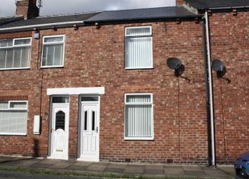Thumbnail 2 bed terraced house for sale in Provident Street, Pelton, Chester Le Street