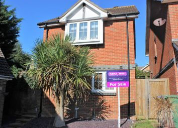 Thumbnail 3 bedroom detached house for sale in Chartwell Close, Seaford
