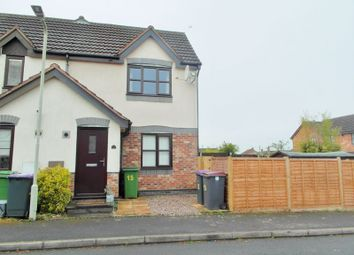 Thumbnail 1 bed terraced house for sale in Waterside Mews, Newport