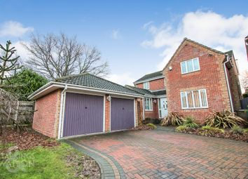 Thumbnail 4 bed detached house to rent in Greenacre Close, Brundall, Norwich