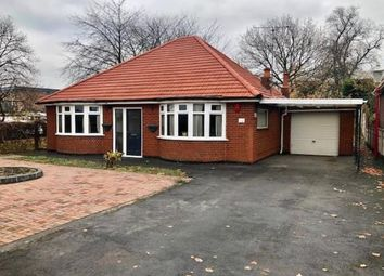 Thumbnail 2 bed bungalow for sale in Hassall Road, Alsager, Stoke-On-Trent, Cheshire