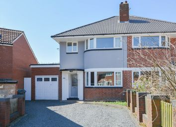 Thumbnail 3 bedroom semi-detached house for sale in Warley Croft, Oldbury
