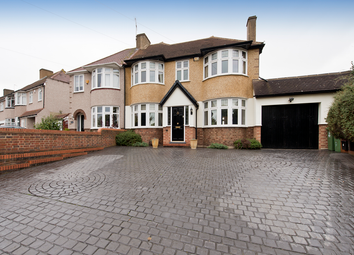 Thumbnail 5 bed semi-detached house for sale in Manor Road, Crayford