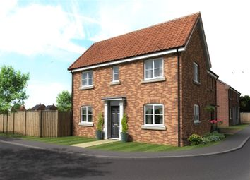 Thumbnail 2 bed semi-detached house for sale in Plot 62, The Cricketers, Holt Road, Horsford