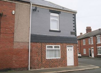 Thumbnail 1 bedroom flat to rent in Coomassie Road, Blyth