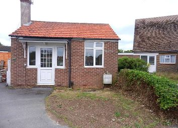 Thumbnail 1 bedroom detached bungalow to rent in Seafront Estate, Hayling Island