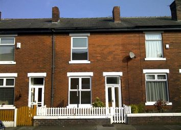 Thumbnail 3 bed terraced house to rent in Heaton Street, Prestwich, Manchester