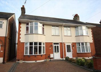 Thumbnail 3 bed semi-detached house for sale in Avondale Road, Ipswich