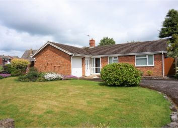 Thumbnail 2 bed detached bungalow for sale in Addington Close, Devizes