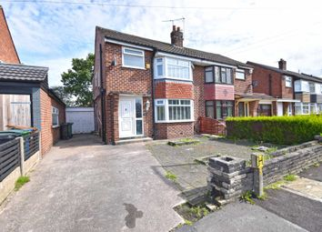 Thumbnail 3 bed semi-detached house for sale in Rushfield Road, Cheadle Hulme, Cheadle