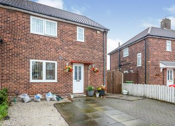 Thumbnail 3 bed semi-detached house for sale in Quarry Close, Runcorn, Cheshire