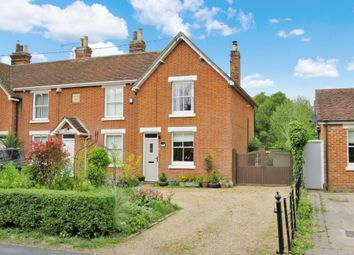 Thumbnail 2 bedroom end terrace house for sale in Brook Road, Great Tey, Colchester