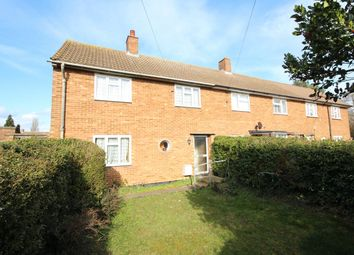 Thumbnail 2 bed end terrace house for sale in Crossleys, Letchworth Garden City