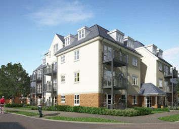Thumbnail 1 bed flat for sale in Barn Avenue, Aldershot