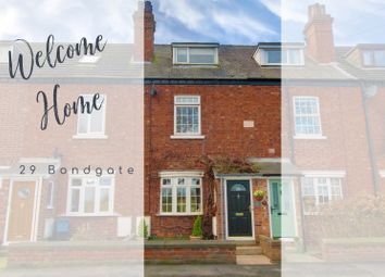 Thumbnail 3 bed terraced house for sale in Bondgate, Selby