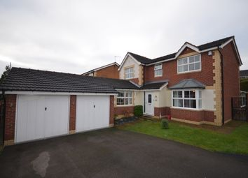 Thumbnail 4 bed detached house for sale in Wood Walk, Royston