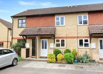 Thumbnail 2 bedroom terraced house for sale in Rectory Close, Longstanton, Cambridge