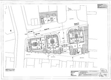 Thumbnail Property for sale in Housing Development Land Llys Tylcha Fawr, Tonyrefail, Rhondda Cynon Taff.