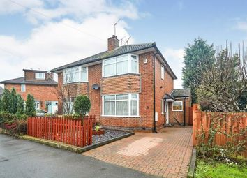Thumbnail 2 bed semi-detached house for sale in Carlisle Avenue, Littleover, Derby, Derbyshire