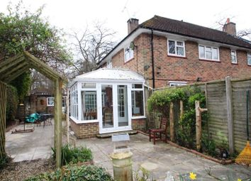 Thumbnail 2 bedroom maisonette to rent in Worth Road, Pound Hill, Crawley