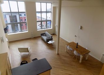 Thumbnail 2 bed flat to rent in Centenary Mill New Hall Lane, Preston