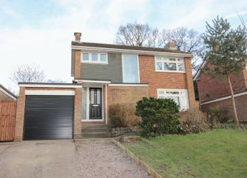 Thumbnail 3 bed detached house to rent in Alphington Avenue, Frimley, Camberley