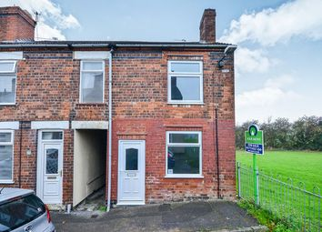 Thumbnail 2 bed terraced house for sale in Queen Street, Pinxton, Nottingham