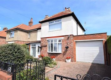 Thumbnail 3 bed semi-detached house for sale in Pine Avenue, South Shields