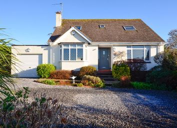 Thumbnail 5 bed detached bungalow for sale in Higher Warborough Road, Galmpton, Brixham