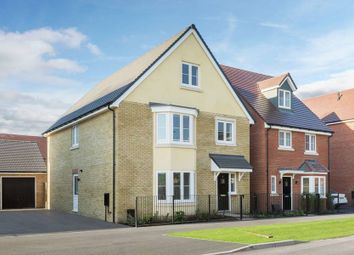 """Thumbnail 5 bedroom detached house for sale in """"The Sidlesham"""" at Shopwhyke Road, Chichester"""